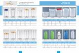 Bottiglia di plastica per l'imballaggio della bevanda del latte