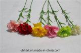 새로운 디자인 인공 꽃 인공적인 빨간 카네이션 꽃