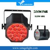 Das meiste populäre Innen19pcs 15W 4in1 LED NENNWERT Licht mit lautem Summen