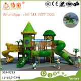 Equipo al aire libre grande del patio de los niños (MT/WOP-046B)