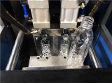 Mini máquina moldando do sopro do frasco, preço moldando plástico da máquina