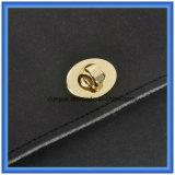Sac occasionnel de papier de messager de Dupont personnalisé par modèle de jeunes, sac d'épaule de achat de promotion de dames de papier chaudes de Tyvek avec la courroie d'or en métal de couleur