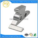 Часть китайской точности CNC изготовления подвергая механической обработке для индустрии датчика