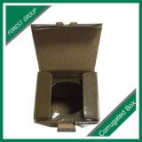 Boîte en carton de empaquetage de cadeau de vin de bouteille