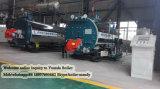 Caldaia a vapore industriale a petrolio di Wns del nuovo gas di stato 2ton 8ton 15ton