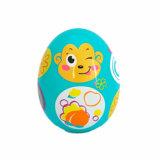Stuk speelgoed van de Baby van de Schudbeker van het Ei van de Instrumenten van Orff van jonge geitjes het Plastic Onderwijs