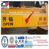 Écarteur de levage de conteneur manuel pour le conteneur de 20t 40t