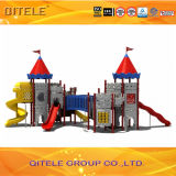 Grosses Schloss-Thema-Kind-Spielplatz-Gerät für Vergnügungspark