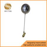 Válvula de esfera flutuante em latão Intelsheng com fio fêmea