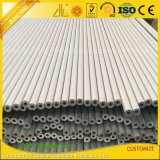 tube en aluminium d'extrusion anodisé par 6063-T5 avec le mur épais