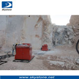 Il collegare del diamante ha veduto la macchina per estrazione mineraria del granito