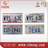 Hohe Sicherheits-Leerzeichen-Kfz-Kennzeichen, Auto-Nummernschilder