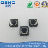 LED-Metalldrucktastenschalter-Takt-Schalter