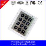 조명된 4*3 매트릭스 키패드 USB 공용영역 키패드