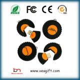 Corporate Gift 100% gestaltbare Pendrive Gadget 1GB ~ 128 GB PVC USB