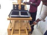 Het Blok dat van Smallconcrete Machine maakt