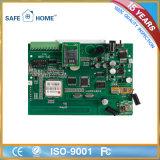 Système d'alarme intelligent SOS de GM/M de contrôle de clavier numérique de maison d'offre d'usine pour le système