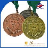 Braziliaanse 10 van de Verjaardag van het Jioe-jitsoe van de Medailles van de Gouden Zilveren van het Brons Jaar Herinnering van de Medailles