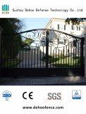 Rete fissa residenziale ornamentale personalizzata del cancello di alta qualità decorativa