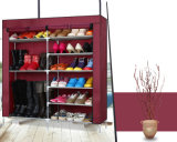 Preiswerter DIY Entwurfs-Bildschirmanzeige-nicht gesponnener beweglicher Schuh-Speicher