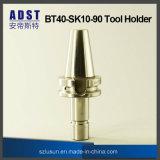 Portautensile del mandrino di anello di alta qualità Bt40-Sk10-90 per la macchina di CNC