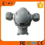 Cámara del CCTV de la visión nocturna HD IR Vechile PTZ de Dahua 1.3MP Cmos el 100m