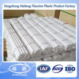 HDPE plástico Rod de Haiteng no material 100% do Virgin