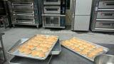 HandelsEdelstahl-Drehofen-Bäckerei-Gerät mit Cer
