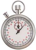 Cronômetro mecânico de medição da ferramenta