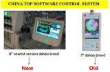 Máquina de costura personalizada 2 cabeças nova de Holiauma 2017 com sistema de controlo do computador de Daohao novo 8 '