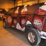 Caminhão comercial e envoltório de carro Design gráfico Vinil Revestimento impresso