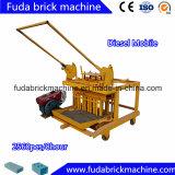 機械Qm4-45を作る移動式ディーゼル具体的な空のブロック
