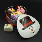 昇進(T001S-V21)のためのギフトのクッキーかキャンデーのブリキボックス