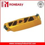 Fresa de la nariz de Rx de aluminio de la aleación de la superficie redonda del CNC