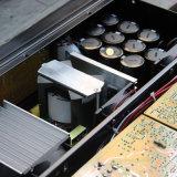 高い発電のアンプの実験室。 Gruppen Fp10000q Amplificador