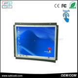 최신 10.4 인치 접촉 스크린 열린 구조 LCD 모니터