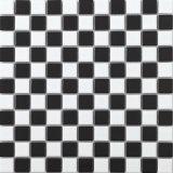Quadratische Porzellan-Mosaik-Fliesen und Harz-Mosaik-Fliese