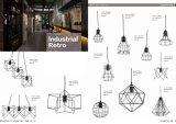 Industrielles Retro Anhänger-Licht des Wohnzimmer-E27