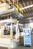 Presse chaude de fibre de carbone formant la machine