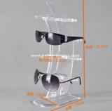 주문 명확한 아크릴 Sunglass 진열대 (BTR-E1028)