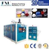 Recipiente plástico automático que faz a maquinaria