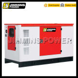 100kw Weifang Ricardo Motor-elektrisches Dieselenergien-Generator-Set mit Druckluftanlasser-schalldichtem Typen