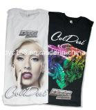 Impresora caliente de la camiseta de la venta con diseño colorido