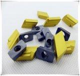 Cutoutil Knux160405r11 para inserções de carvão de aço