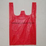 Мешок тенниски обыкновенного толком цвета Biodegradable пластичный