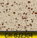 Lastra calda del quarzo di vendita, pietra del quarzo della sabbia di colore per i controsoffitti