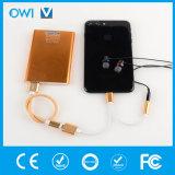 Adaptador para iPhone7 para fone de ouvido + cabo de carga