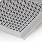 Perforierte Decke des akustischen Aluminium-ISO14001