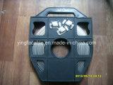 Aço inoxidável que prende com correias a faixa e a curvatura para resistente