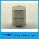 Aimants magnétiques de forme à un aimant permanent de disque néo-